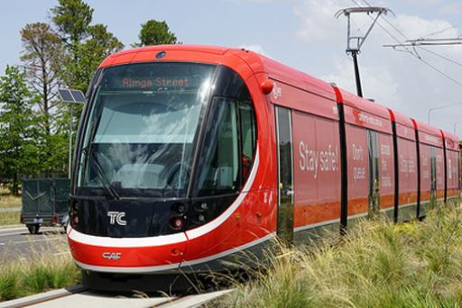 Bringing light rail to Canberra
