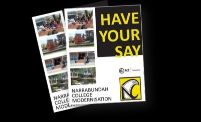 Modernisation of Narrabundah College