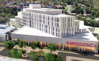 Major Projects Canberra Canberra Hospital Expansion