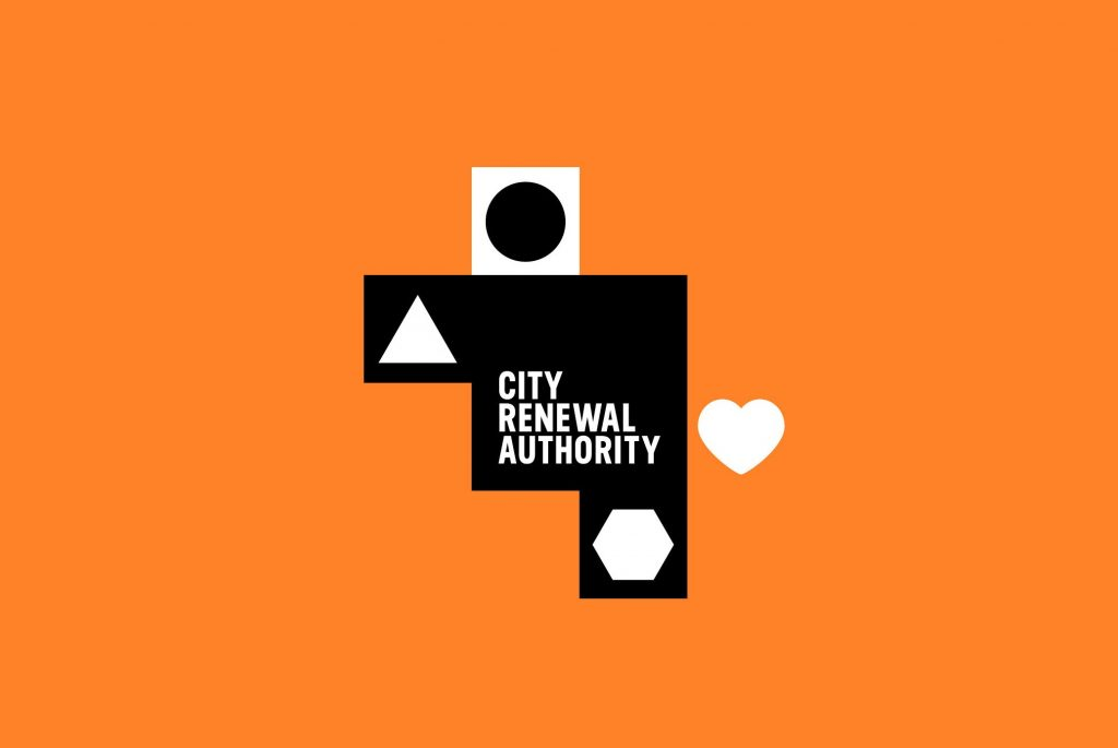 City Renewal Authority Social media content