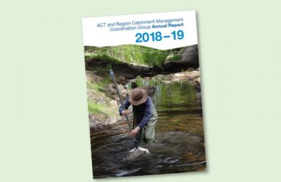 ACT and Region Catchment Management Coordination Group