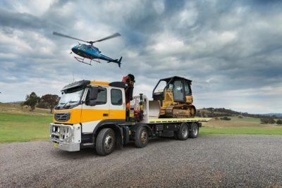 TRG Bushfire and Response Training new operations base